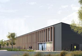 centre communautaire Thionville - KL architectes