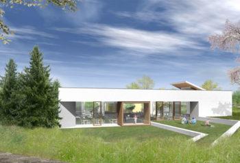 projet restaurant universitaire à Metz Technopôle Bagard&Luron