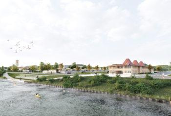 Construction du siège communautaire Moselle-Madon