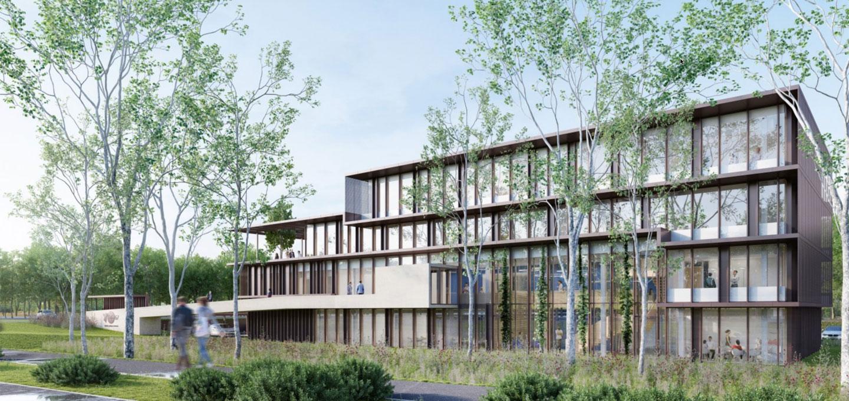 Centre de gestion du Bas-Rhin à Illkirch-Graffenstaden