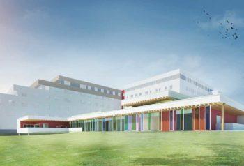 Construction d'un service de médecine nucléaire - Hôpital Robert Pax à Sarreguemines