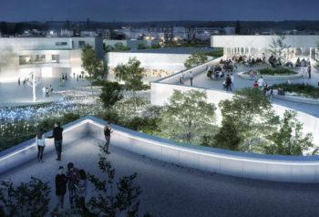 Restructuration urbaine et bâtimentaire du centre-ville de Mont-Saint-Martin